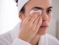 makijaż i demakijaż wrażliwych oczu