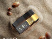 nanoil z olejkiem arganowym maska do włosów